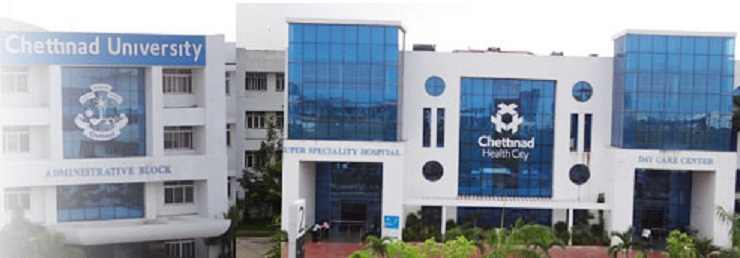 Chettinad Hospital & Research Institute, Kanchipuram
