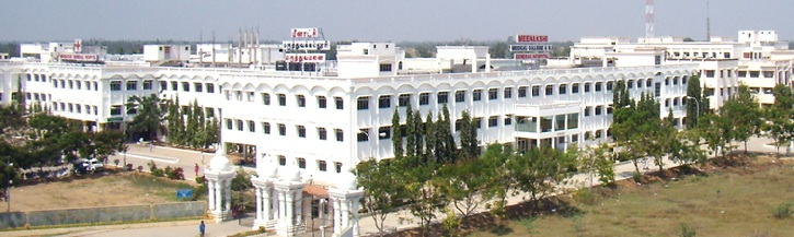 Meenakshi Medical College and Research Institute, Enathur